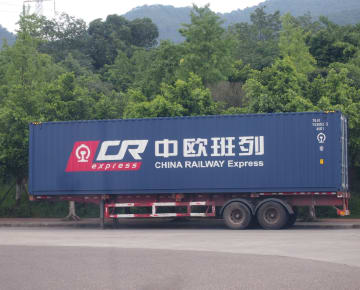 China leads alternate logistics route from Japan to Europe