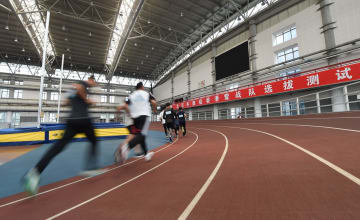 北京冬季五輪組織委員会スキーチーム選考会開催 北京市