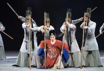 「第4回中国越劇芸術節」が開幕 浙江省紹興市