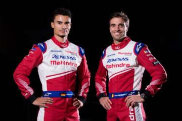 フォーミュラE:パスカル・ウェーレインが中堅チームのマヒンドラへ加入。F1経験者の参戦相次ぐ