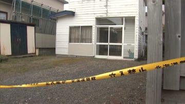 80歳妻の顔を殴打...病院で死亡 82歳夫逮捕 北海道・釧路市