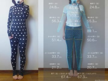 話題のZOZOSUIT(ゾゾスーツ)はお試しになりましたか? ここではZOZOSUITの計測結果をもとに購入したZOZOTOWNのパターンオーダー商品「スリムテーパードデニムパンツ」の使用感や感想をまとめています。