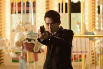 刑事を演じる千葉雄大 - (C) 2018映画「スマホを落としただけなのに」製作委員会
