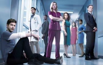 「レジデント 型破りな天才研修医」第1シーズンより - FOX via Getty Images