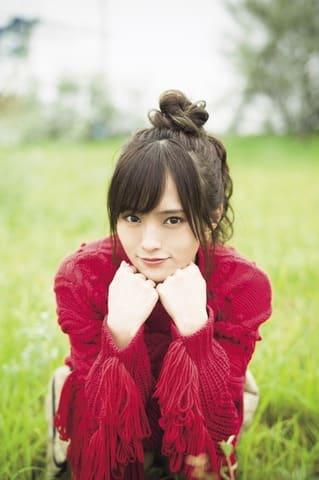マンガ誌「週刊少年マガジン」第46号の表紙に登場した「NMB48」の山本彩さん