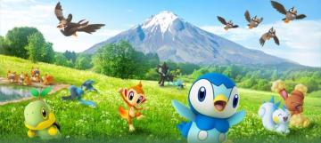 『ポケモンGO』シンオウ地方のポケモンがついにゲーム内に登場!新映像には「ギラティナ」の姿も…