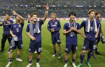 Japan-Uruguay friendly
