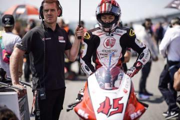 MotoGP:長島哲太がSAGレーシングチームに移籍。2年契約を結びMoto2クラスに参戦