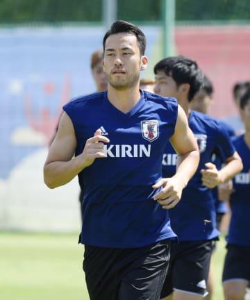 Japan defender Maya Yoshida