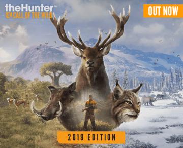 ハンティングシム『theHunter: Call of the Wild』新トレイラー!拡張DLC入の2019 Edition登場