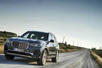 BMW X7登場