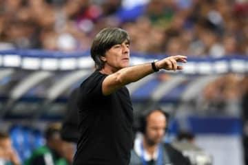 ドイツ代表監督のヨアヒム・レーヴ photo/Getty Images