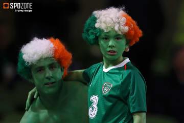 アイルランドの降格は決定的に