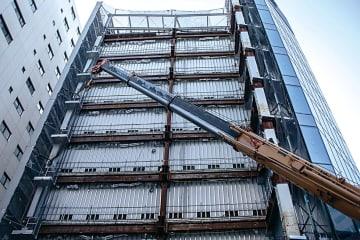 【建材フォト】建物の〝解剖〟