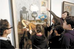 杉村惇美術館で昨年度催された「こども探偵事務所」。チルミュしおがまでも行われる
