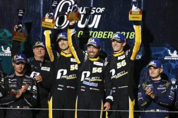 ポルシェが富士で勝利しチャンピオンシップのリードを拡大