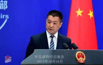 南シナ海での「軍事化」指摘に反論、中国外交部「これは自衛権で、軍事化ではない」