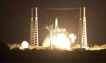 米軍用通信衛星「AEHF-4」、アトラスVで打上げ実施