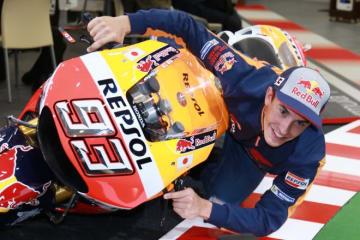 MotoGP:5度目の王座に王手ホンダのマルケス、日本GPでドヴィツィオーゾへのリベンジ誓う