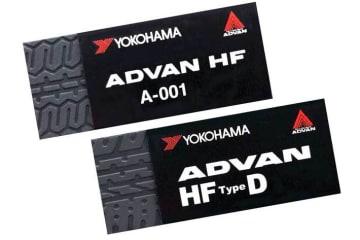 横浜ゴム、ADVAN誕生40周年記念消しゴムを数量限定発売。新旧の人気商品の10パターンを刻印