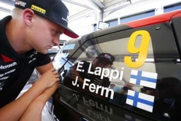 WRC:豊田章男チーム総代表、チーム離脱のラッピは「来年は手強いライバルとして、我々を強くしてくれる」