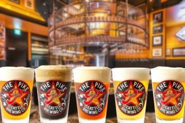 PIKEビール グランドオープン 日本初