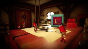 ブリキの兵隊を導くVRパズルゲーム『Tin Hearts』先行アクセスが11月9日より開始