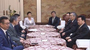 臨時国会、来週24日召集へ 内閣改造後初の与野党論戦