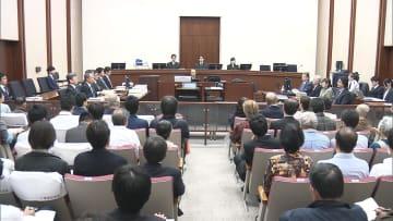 積極的な対策「経過報告求めず」 東電・元副社長