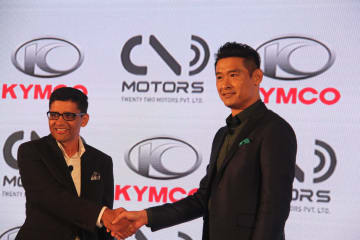 Taiwan motorcycle maker Kymco to develop electric scooters in India