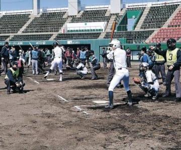 未来の審判発掘を 高岡野球協会、21日に高校生向け講習会