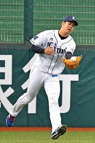 最多勝の西武・多和田、ソフトBの一発警戒 18日先発