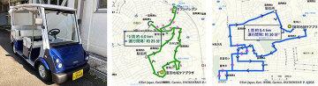 京急沿線で電動小型低速車の実証実験、10月29日スタート