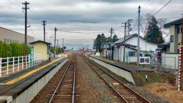 JR東日本 北上線 藤根駅の駅舎リニューアル