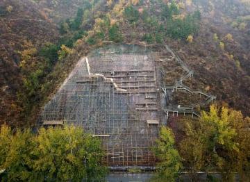 ギリシャと協力し恐竜の足跡化石を保護 北京市延慶
