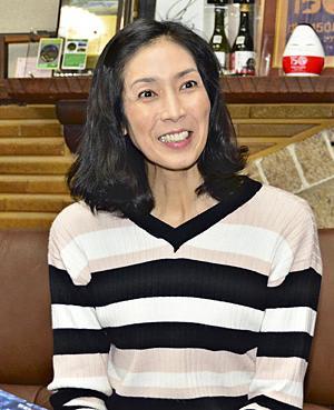 大林素子さん『主演舞台』PR 福島県初上演、特攻の母演じる