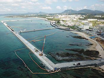 沖縄県知事、国の「自作自演」と批判 法改正も国考え替えず 辺野古対抗措置