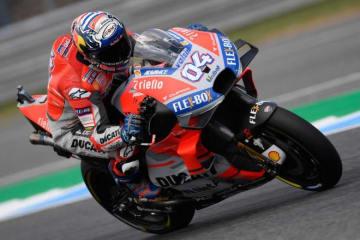 MotoGP:ドヴィツィオーゾ、可能性はあるが「タイトル争いはほぼ終わったと思っている」