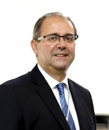 国際パラリンピック委員会のゴンザレス最高経営責任者