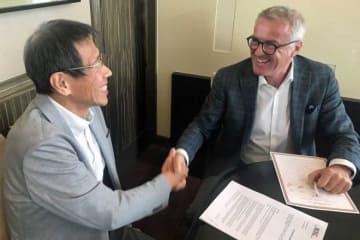 日本TCRマネジメント、『TCRジャパンシリーズ』の開催権契約を統括団体と締結