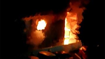 「助けて」の声...住宅炎上6人死亡 70代夫婦と娘・孫らか