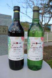 エーデルワインの新酒