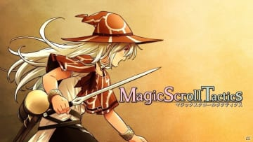 Switch「Magic Scroll Tactics」が10月25日に配信!