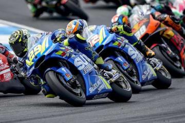 MotoGP:イアンノーネ、もてぎのコースに対して「大きな期待がある」