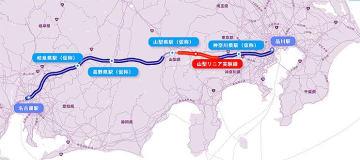 国土交通省、リニア中央新幹線の大深度地下使用をJR東海に認可