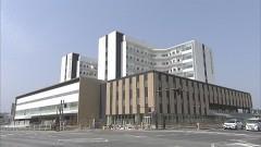 岡山市民病院にもKYB免震装置