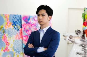 千葉雄大さん主演の連続ドラマ「プリティが多すぎる」第1話の場面写真 (C)日本テレビ
