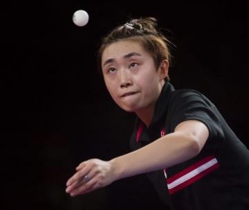 【卓球・Tリーグ】日本ペイントにロンドン銅の馮天薇、他2選手が加入 盤石な布陣が完成
