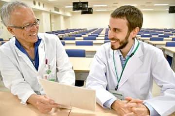 医療も国際化へ、伊と交流 山形大医学部がベローナ大から留学生