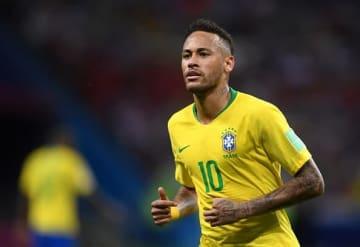 ブラジル代表の10番を背負うネイマール photo/Getty Images